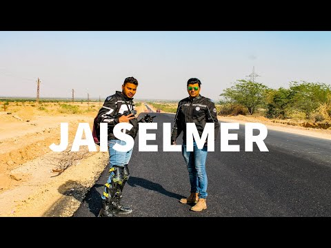 Jodhpur to Jaisalmer || Episode-2 || Jaisalmer Trip 2017