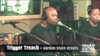Naughty By Nature & Garden State Greats FREESTYLE with DJ Premier on SiRiUSXM