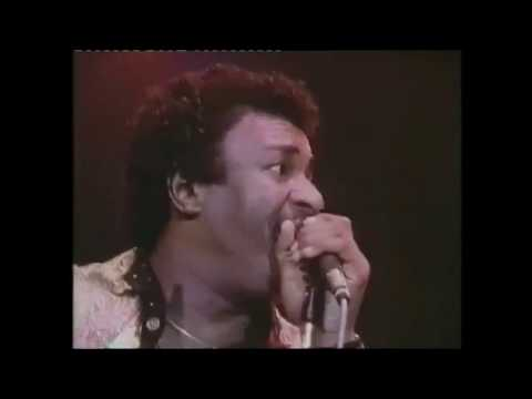 The Temptations - LIVE I Wonder Who She's Seeing Now - In London 1988