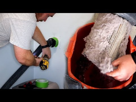 How to clean a Dryer Vent | DIY