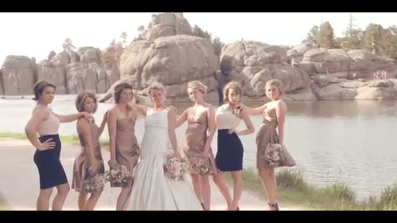 Sylvan Lake Wedding At Custer State Park Resort