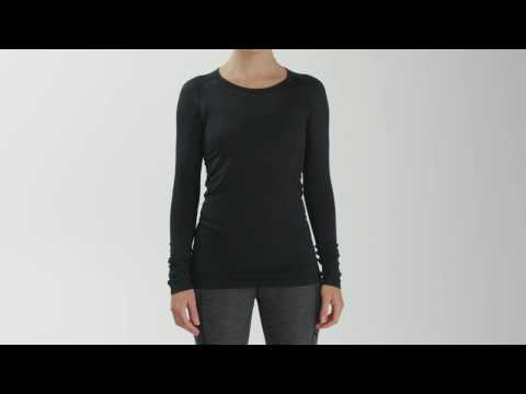 738408adc097fa Swiftly Tech Long Sleeve Crew | Women's Long Sleeve Running Tops |  lululemon athletica