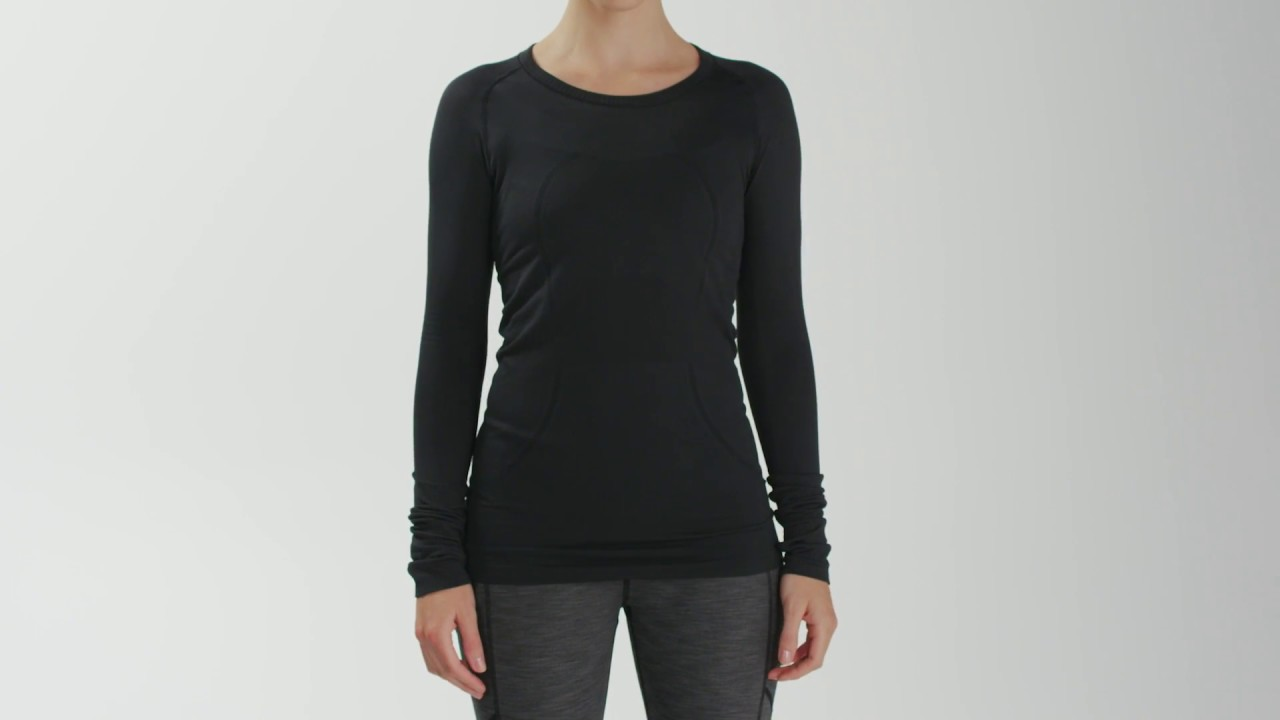 Swiftly Tech Long Sleeve Crew