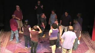 Circle Up: Improv in Every Classroom pt5 Mix and Move