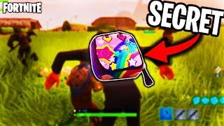 *NEW* SECRET 'RAINBOW BACK BLING' in FORTNITE! *NEW* HIDDEN BACK PACK in FORTNITE BATTLE ROYALE!