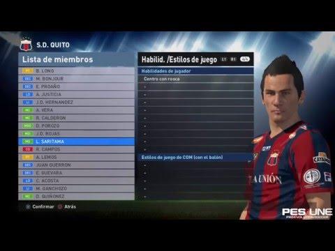 Tutorial Deportivo Quito
