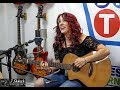"""Cry No More"" Danielle Nicole and Brandon Miller Live at Blues Radio International Dec 3, 2017"