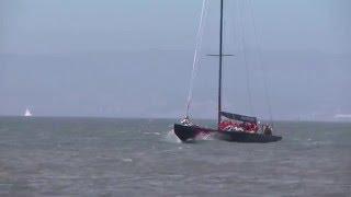 Sailing oceans