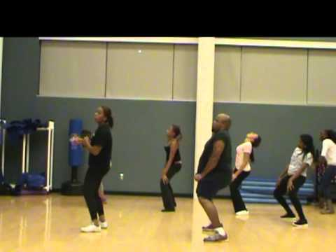 line dance workout at tennessee state university  youtube