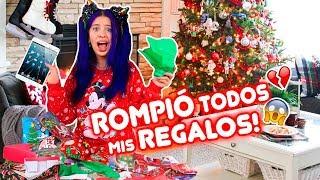 ROMPIÓ EL REGALO MÁS IMPORTANTE! ABRIENDO REGALOS 2019 | Leyla Star  💫