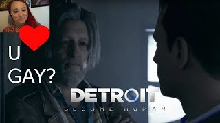 Hannor DO I SHIP IT? Detroit Become Human 13