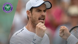 HSBC Play of the Day - Andy Murray | Wimbledon 2019