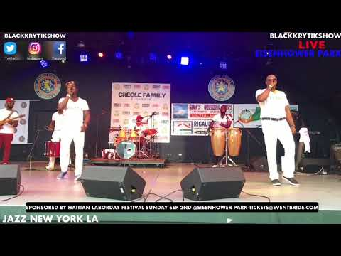 Jazz New York La .Live At Eisenhower Park For Tabou Combo 50 Anniversary 7/29/2018
