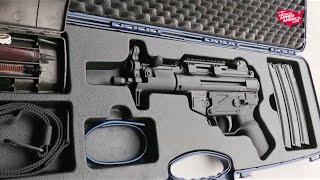 Subguns: CZ Scorpion vs. Zenith Z-5P