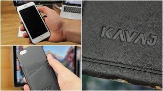 Die perfekte Hülle für das iPhone 6! Kavaj Tokyo - Techniklike