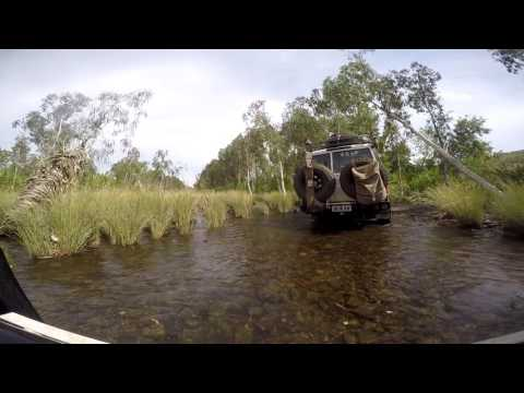 Going bush in the Remote kimberley