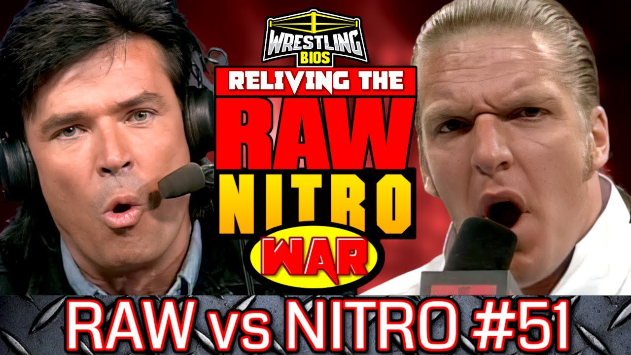 "Raw vs Nitro ""Reliving The War"": Episode 51 - September 30th 1996"