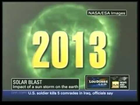solar storm warning - photo #41