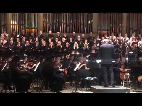 Хиты группы ABBA в исполнении Волгоградского академического симфонического оркестра (14.06.2017)