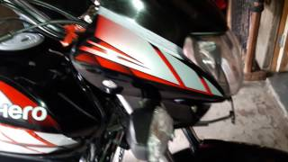 hf deluxe modified endless 100cc