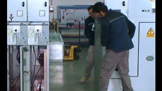 Guía de montaje y puesta en servicio de centros de transformación reductores CST