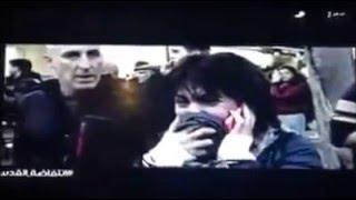 مجهولون يخترقون التليفزيون الإسرائيلي ويبثون أناشيد ثورية فلسطينية