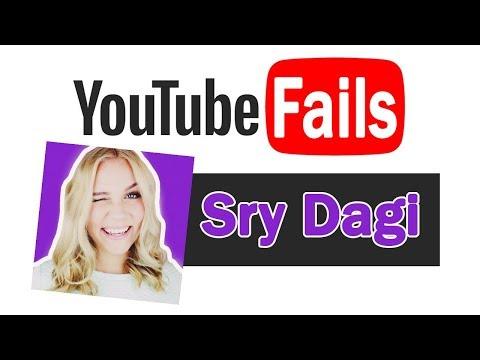 Ich entschuldige mich bei Dagi Bee – Youtube Fails #20