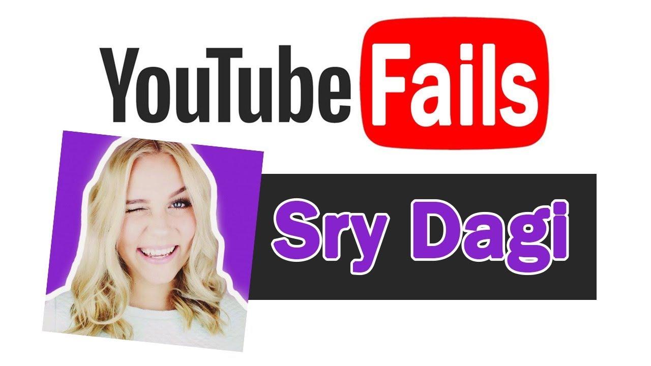 Ich entschuldige mich bei Dagi Bee - Youtube Fails #20