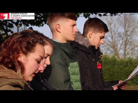Dyfed and Glamorgan ACF - Exercise Dragon Reflect 2017