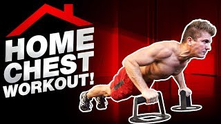 Build A Perfect CHEST At Home! | (FOLLOW ALONG WORKOUT!)