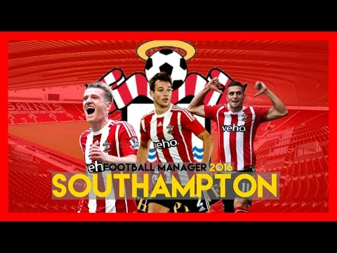 Football Manager 2016 - Southampton Let's Play - Episode 13: Crunch Time