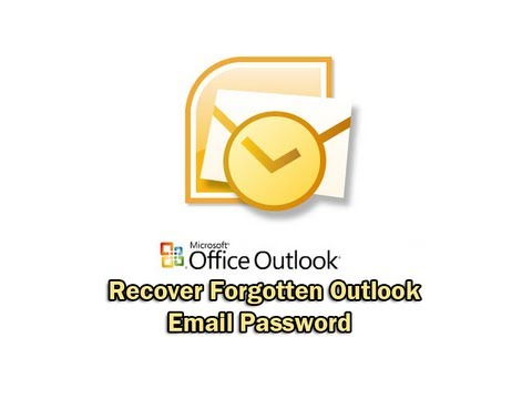 Recover Forgotten Outlook Email Password