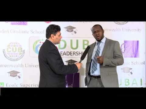 INTERVIEW OF MR SHADRACH LORNEM WITH SAFAID GUL GHAZI