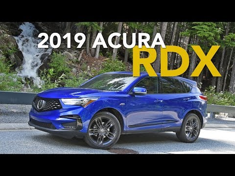 2019 Acura RDX Review: Craig Cole Makes Some Puns
