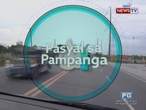 Good News: Pasyal sa Pampanga!