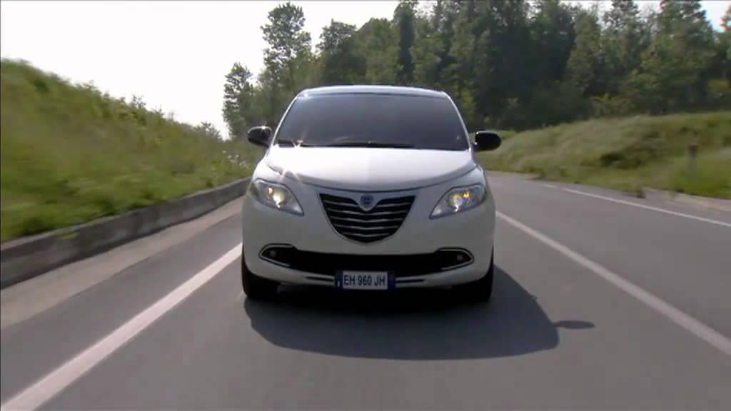 New 2012 Lancia Ypsilon Youtube