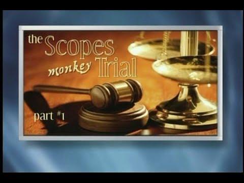 Origins - The Scopes Monkey Trial - Part 1