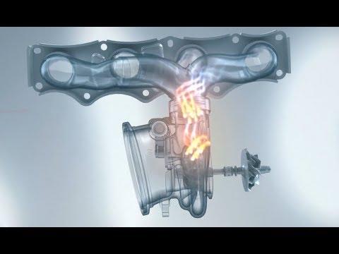 MOTORES Por qué el Diesel necesita más un TURBO que el de Gasolina?