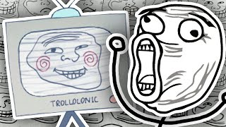 THE TROLLFACE QUEST!!