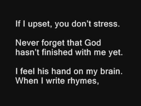 Tupac - Ghetto Gospel - With Lyrics