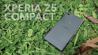 Sony Xperia Z5 Compact (Nougat) Is It Still Worth It