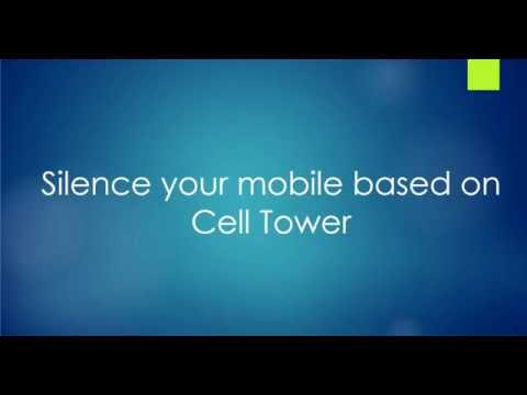 Automate App :: Silence your mobile using Cellular Tower ID