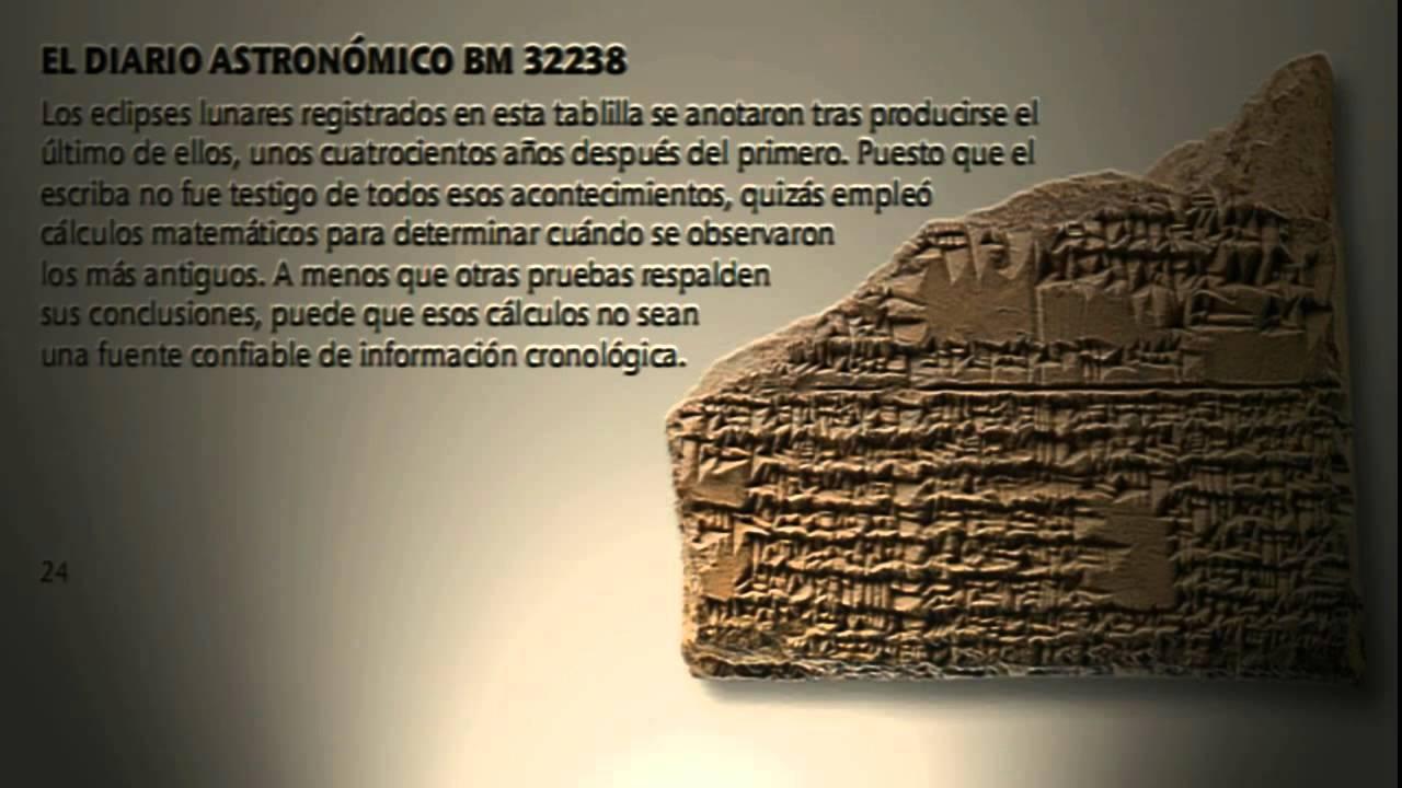 Prueban las antiguas tablillas de arcilla que jerusalen for Las tablillas