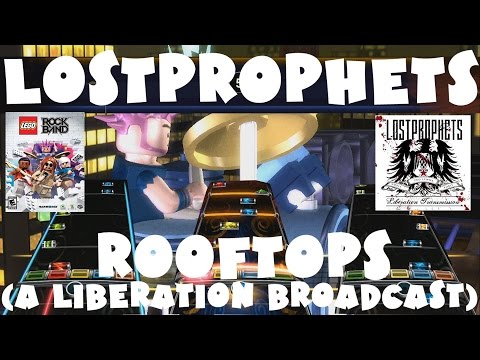 Lostprophets  Rooftops A Liberation Broadcast  LEGO Rock Band Expert Full Band