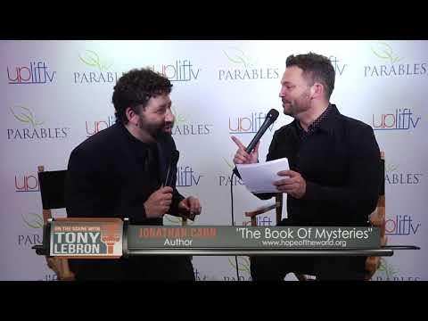 Jonathan Cahn Interview | Upliftv