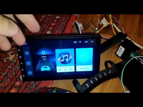 Как привязать (пульт) или кнопки на руле к магнитоле андроид
