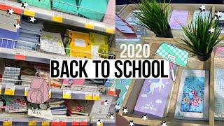 BACK TO SCHOOL 2020 канцелярия чехлы еда вегана шоппинг к школе бэк ту скул 2020 стади виз ми