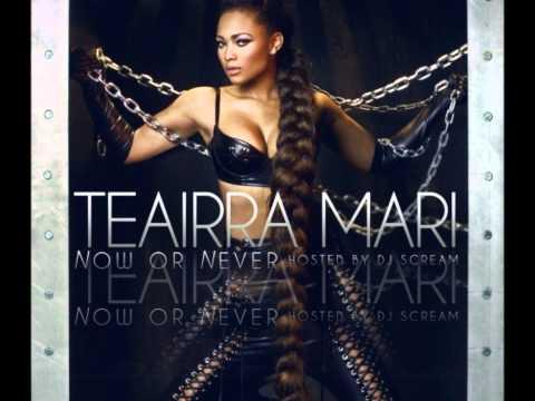 Teairra Mari-Not In Love