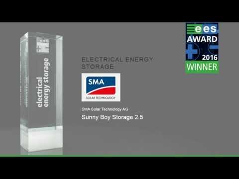 ees AWARD 2016 Winner SMA