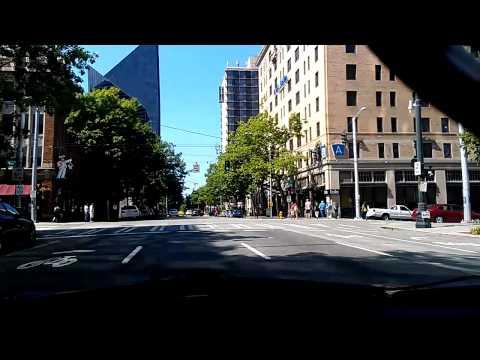 Seattle Washington downtown 2